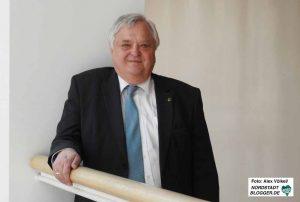 Manfred Jostes, Geschäftsführer der CDU-Fraktion Dortmund