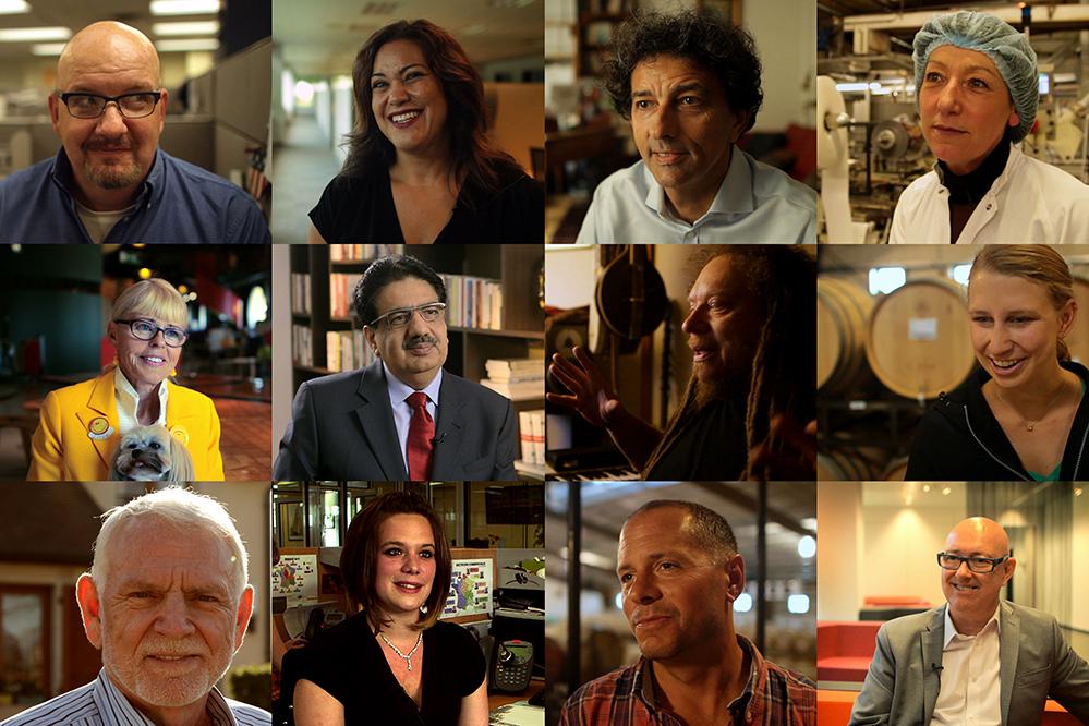 Deine Arbeit - Dein Leben - ein Film von Luzia Schmid.