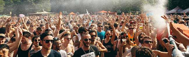 """Dortmund: Das """"Pollerwiesen-Festival"""" lockt Pfingstsonntag mit vier Bühnen in den Revierpark Wischlingen"""
