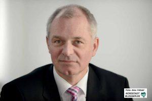 Hafen-Prokurist Rainer Pubanz