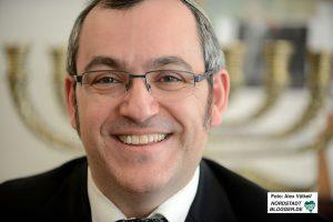 Apel ist Vorsitzender des orthodoxen Rabbinerverbandes.