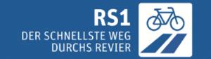 Das Logo für den geplanten Radschnellweg Ruhr
