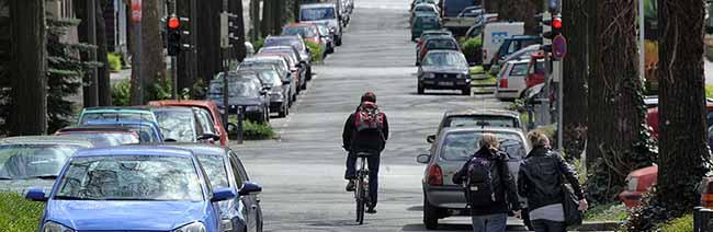Ruhrgebiets-Kommunen verschlafen Verkehrswende: Volksinitiative fordert 25 Prozent Radverkehrsanteil