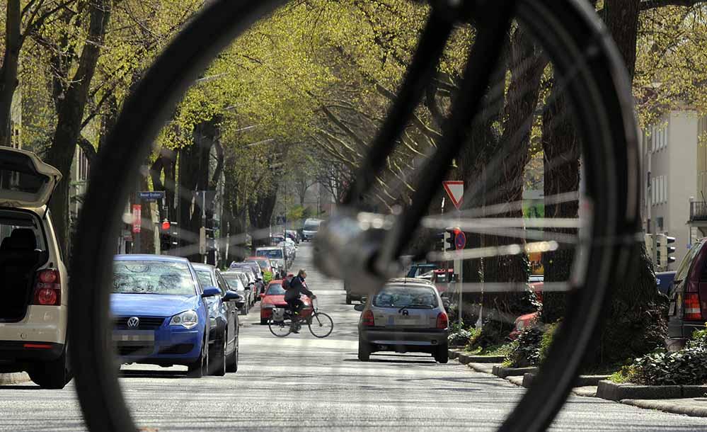 Der Radschnellweg Ruhr wird die großen Städte des Ruhrgebietes verbinden.
