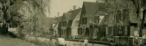 So sah die Zeche Dorstfeld II/III vor dem Zweiten Weltkrieg aus. Bild: Sammlung Klaus Winter