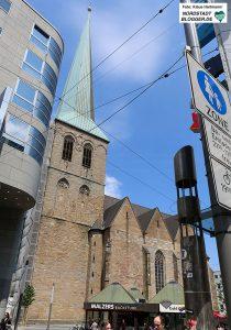 Dortmunder Denkmalhefte: Im Brunnen der Familie Heuner. Die Petrikirche