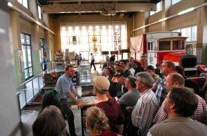 Das Brauerei-Museum in der Nordstadt beteiligt sich ebenfalls.