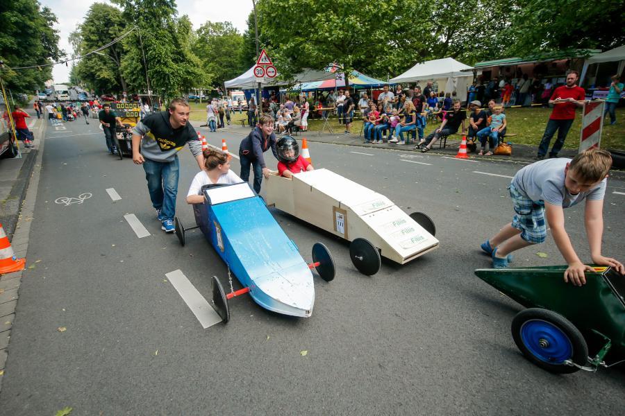 Am Samstag findet der 15. Heim-Grand-Prix im Kortental in Dortmund-Dorstfeld statt.