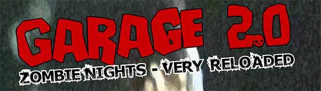 """Das Sommerformat geht los: """"Garage 2.0"""" im Künstlerhaus unter dem Motto """"Zombie Nights – Very Reloaded"""""""