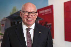Klaus Graniki, Geschäftsführer der Dogewo21