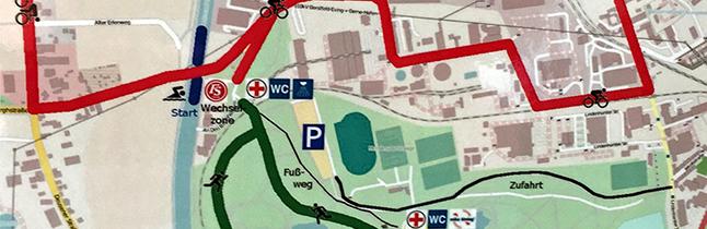 Dortmund-Triathlon am 26. Juni: Laufen, Schwimmen, Radeln durch den Fredenbaum-Park – Bald auch am Phoenix-See?