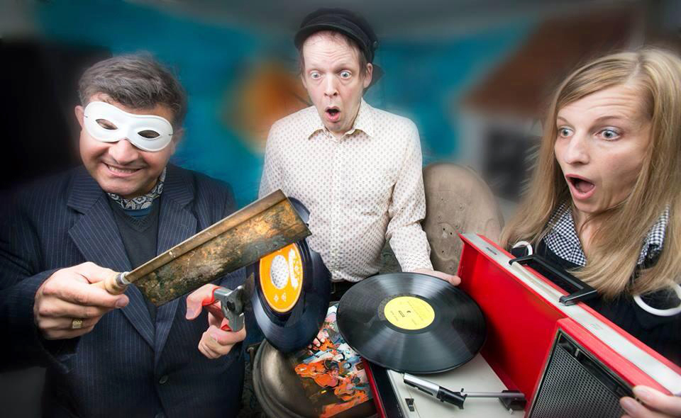 """Bei der Plattenauktion """"Wonne oder Tonne"""" am 4. August werden Schallplatten versteigert – oder vernichtet."""