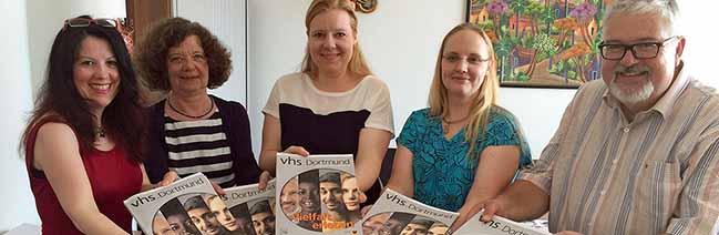 """""""Vielfalt erleben"""": Neues Programm der VHS Dortmund ist erschienen – Neu ist sprachlicher Orientierungstag"""