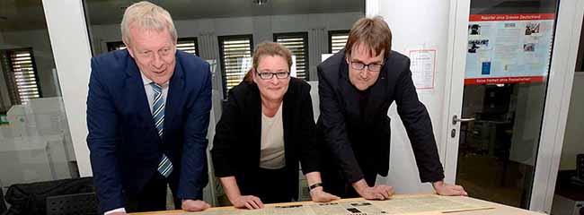 Das Institut für Zeitungsforschung in Dortmund hat mit Dr. Astrid Blome nach gut anderthalb Jahren wieder eine Leitung