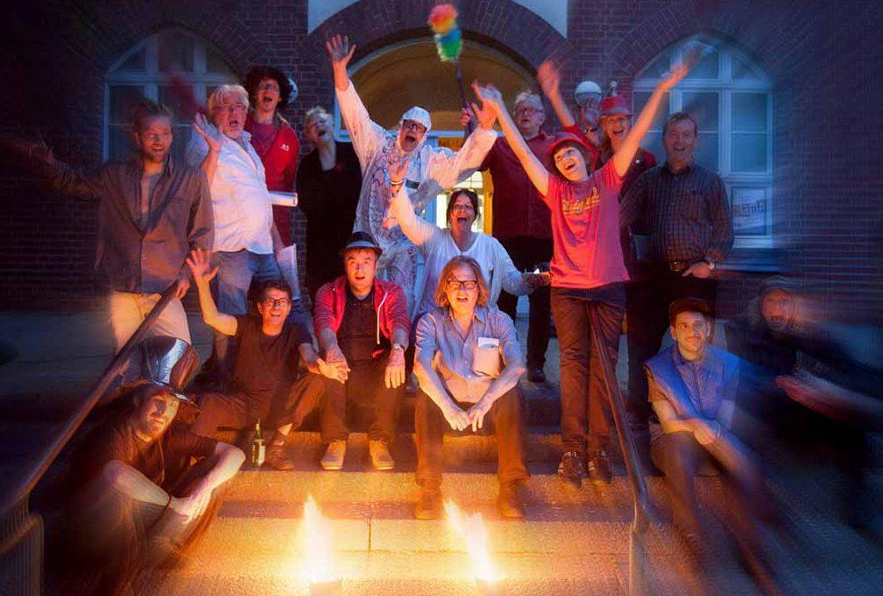 Mit der 25. Veranstaltung geht die Reihe DaDaDo100 zu Ende. Foto: Hendrik Müller/Veranstalter