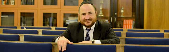 Baruch Babaev wird neuer Rabbiner der Jüdischen Gemeinde Dortmund: Eine Heimat für einen Wanderer des Glaubens