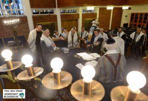 Jüdisches Leben in Dortmund - die ZuwandererInnen aus der ehemaligen Sowjetunion sorgen für die Belebung.