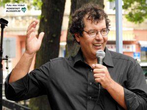 Quartiersmanager Martin Gansau