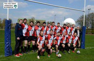 Die Dortmunder Rugby-Mannschaft der letzten Saison. Fotos: Alex Völkel