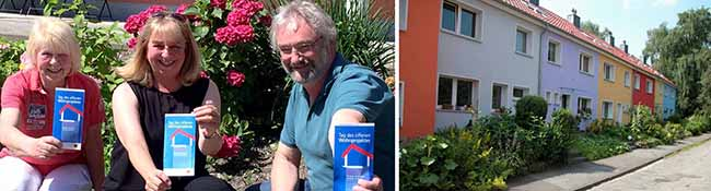 Tag des offenen Wohnprojektes in Dortmund: Etablierte Projekte öffnen ihre Türen, neue Initiativen stellen sich vor