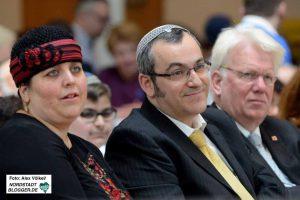 Bilka und Avichai Apel haben die jüdische Gemeinde in den vergangenen Jahren sehr geprägt.
