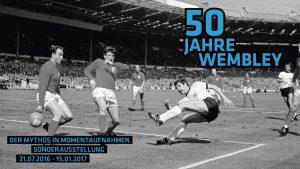 Wembley-Ausstellung - DFM_Leinwandgrafik