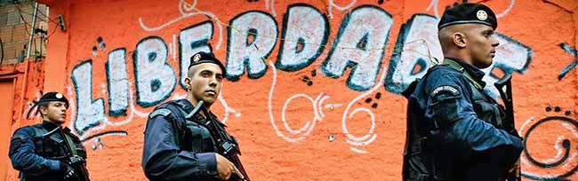 Auslandsgesellschaft braucht Unterstützung: Eine Fotoausstellung soll die armen Seiten Rio des Janeiros zeigen