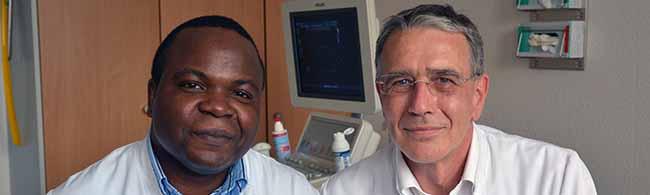 Dr. Paul Oni sowie Dr. Markus Winkler.