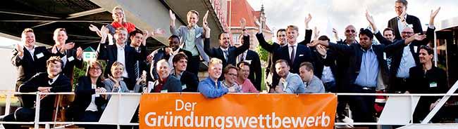 Dortmund: Prämierung des 35. Gründungswettbewerbes start2grow – Jury prämiert die zehn besten Geschäftsideen