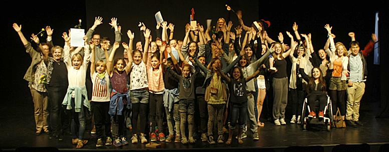 Das Wechselspiel-Festival bietet jungen Menschen die Möglichkeit, die Theaterwelt auf den großen Bühnen der Stadt zu erleben. Foto: NSB-Archiv