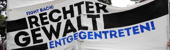 """VIDEO – """"Es reicht! Gegen Rechte Gewalt"""" in Dortmund: 700 TeilnehmerInnen bei der """"BlockaDO""""-Demo nach Dorstfeld"""