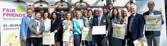 """""""Fair Friends"""": Über 80 Dortmunder Unternehmen und Einrichtungen setzten sich für Nachhaltigkeit ein"""