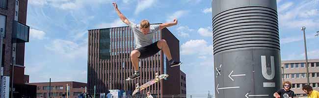 Sommerfest mit Ausstellungen und Skateboard-Contest am Dortmunder U – Programm für alle am ganzen Wochenende