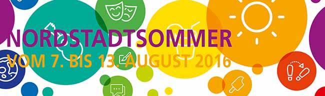 """33. """"Nordstadt-Sommer"""" mit Poetry-Slam, """"Carlas bunter Dschungel-Olympiade"""" und Sommer-Schachturnier"""