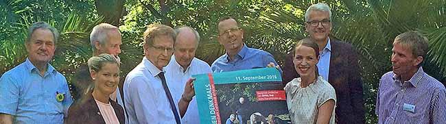 Beim Tag des offenen Denkmals können am 14. September im Rombergpark über 200 neue Bäume gepflanzt werden