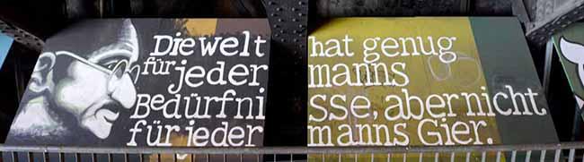 Nord-West-Passage wirbt für Respekt: Künstlerische Gestaltung in Dortmund zieht die Blicke auf sich