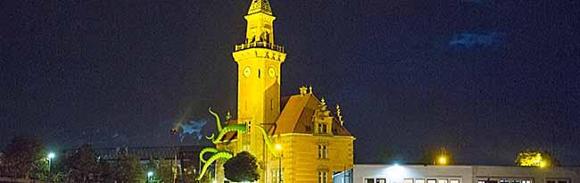 Nordstadt-FOTOSTRECKE Hafenspaziergang: Geschichten von Kaiser, Kirchen, Musik, Kultur und Kneipenszene