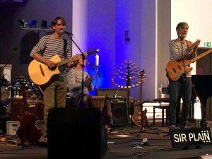 Halleluyeah-Festival-Leonie-Die Band SirPlain eröffnete das Halleluyeah