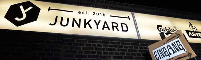 """""""Junkyard"""" Dortmund: Wie aus einem Schrottplatz eine neue Konzert-, Szene- und Event-Location in der Nordstadt wird"""