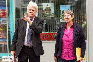 Bundesministerin Barbara Hendricks besucht dortmunder Nordstadt 22.8.2016 (1 von 12)