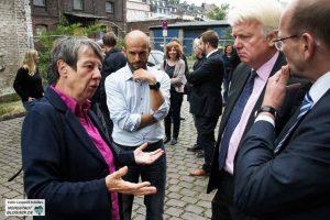 Bundesministerin Barbara Hendricks besucht dortmunder Nordstadt 22.8.2016 (12 von 12)