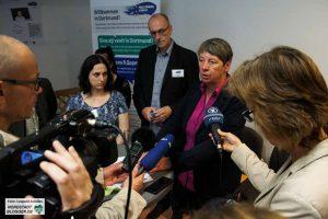 Bundesministerin Barbara Hendricks besucht dortmunder Nordstadt 22.8.2016 (2 von 12)
