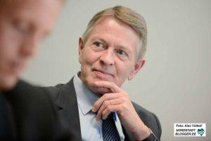Volker Schmerfeld-Tophof ist der neue Leitende Oberstaatsanwalt in Dortmund.