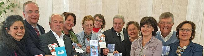 Der Rotary-Club Hörde spendet aus der Uhde-Stiftung 27 000 Euro für sechs soziale Einrichtungen in Dortmund