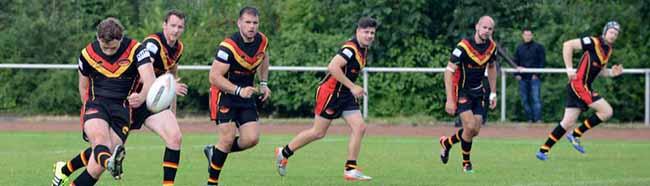 Erstmals ein Rugby-Länderspiel in Dortmund: Deutschland verschenkt den sicher geglaubten Sieg gegen Belgien