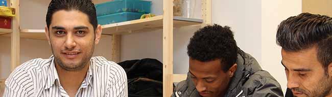 """SERIE Arbeit und Ausbildung (9): Erste Erfolge mit dem Programm """"PerF – Perspektiven für Flüchtlinge"""""""