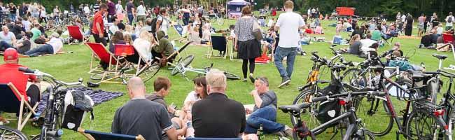 Dortmunder DJ-Picknick: Summersounds im Tremoniapark