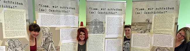 """""""Sunrise""""-Projekt: """"Komm, wir schreiben (ne) Geschichte"""" – Jugendliche aus Dortmund und der Weg zum Coming out"""