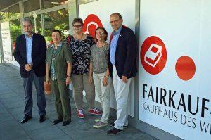 Der erste Fairkauf-Hof am Henningsweg 6 in Dortmund-Scharnhorst ist jetzt offiziell eröffnet. Foto: Joachim vom Brocke
