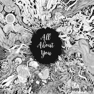 Cover des Debut-Albums von Jann Tholen